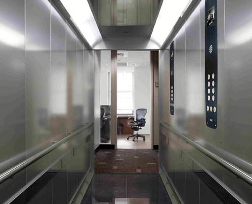 ascensori per strutture ospedaliere