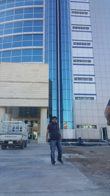 Oil Products Dist.Company Building in Diyala